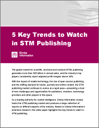 5 Key Trends to Watch in STM Publishing White Paper