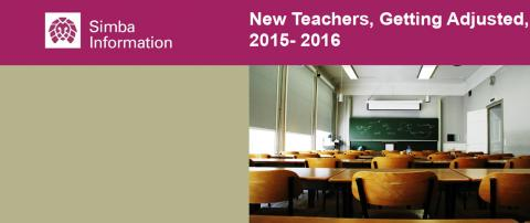 New Teacher Report Available
