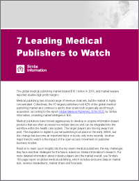 7 Leading Medical Publishers to Watch White Paper