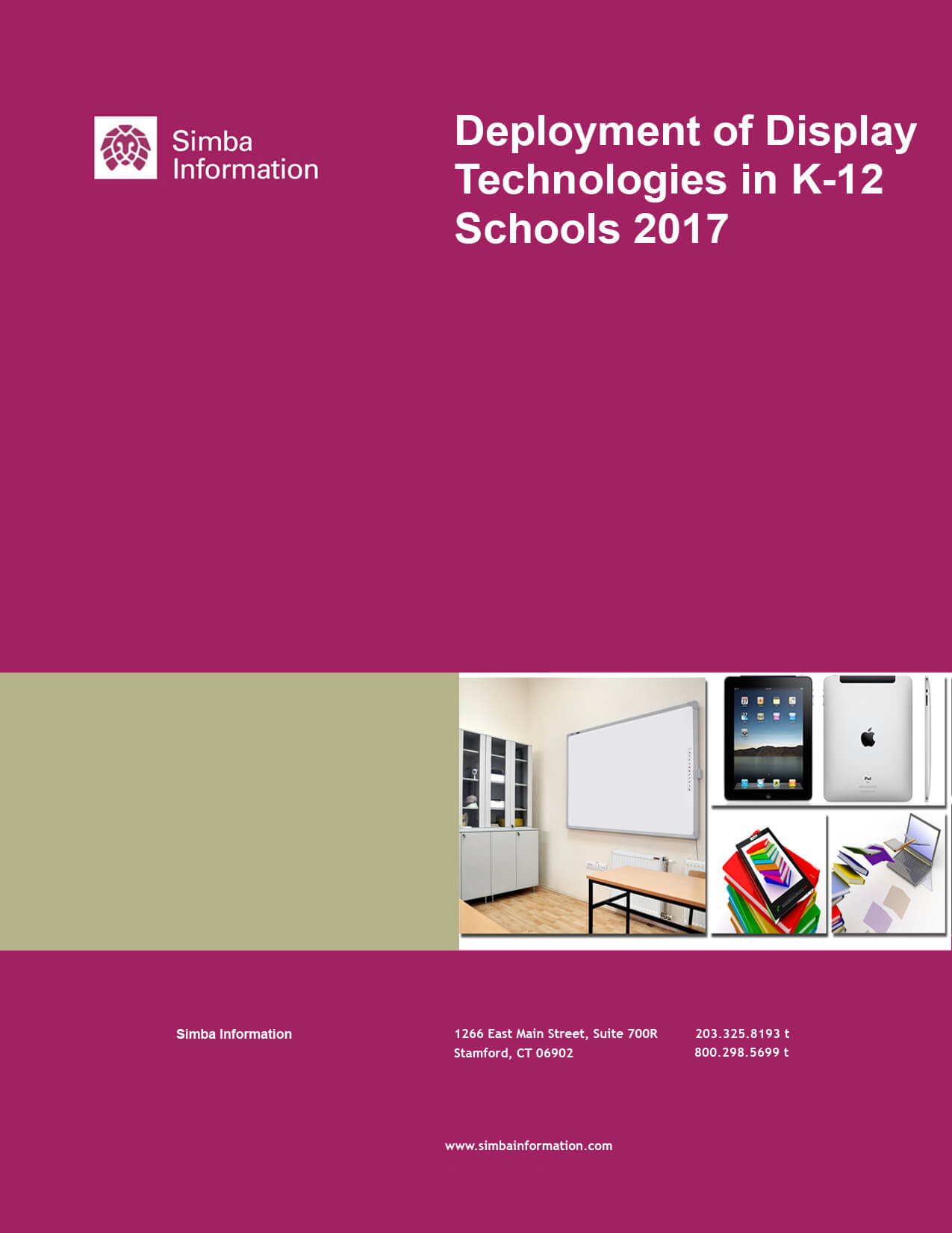 Is Spending for Classroom Hardware Short-Changing Materials Spending?